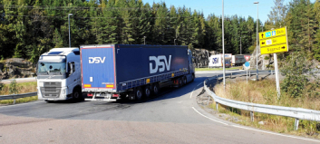Historisk vekst i logistikkbransjen
