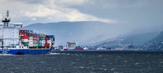 Regjeringens klimaplan 2021-2030: Sjøtransport trenger massiv satsing