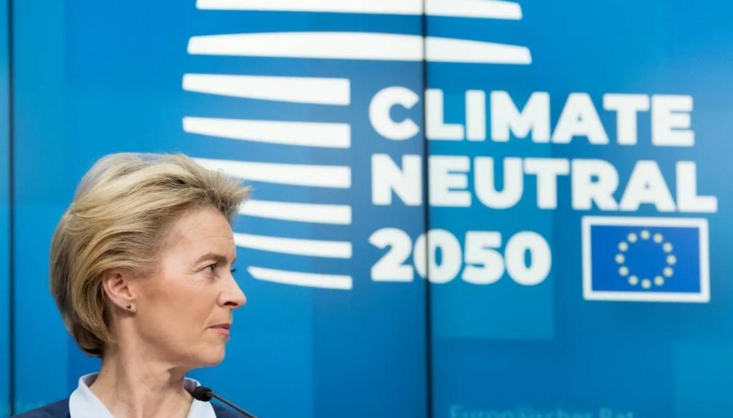 """EU skal bli en verdensleder innen klima, og vil i år gjøre Europa """"Fit for 55"""" med en tiltakspakke som vil forplikte og tilrettelegge for å kutte klimautslipp med 55% innen 2030. (Foto: Etienne Ansotte/EC - Audiovisual Service)"""