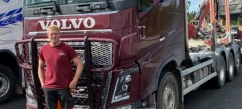74-tonns vogntog er på vei