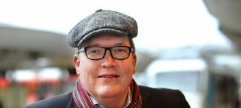 Ønsker Sverre Myrli velkommen som samferdselsminister