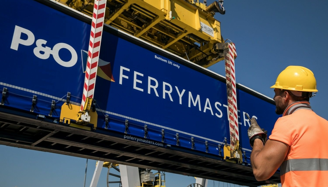 P&O Ferrymasters lanserer ny tollklareringstjeneste.
