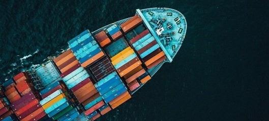 Mærsk-skipene på grønn metanol