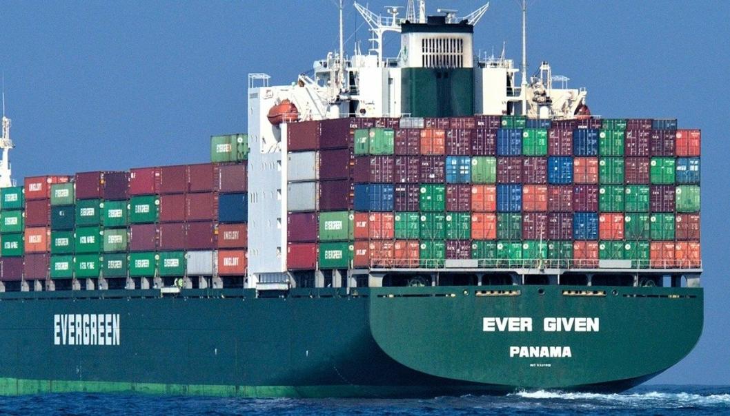 Man kommer ikke utenom sjøtransport om man vil realisere Det grønne skiftet