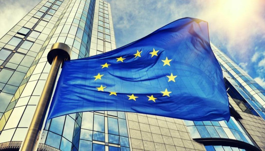 EU inkluderer vei- og sjøtransport.