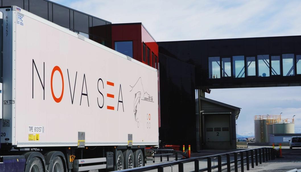 Nova Sea er en fremtredende representant for norsk fiske- og lakse-eksport.