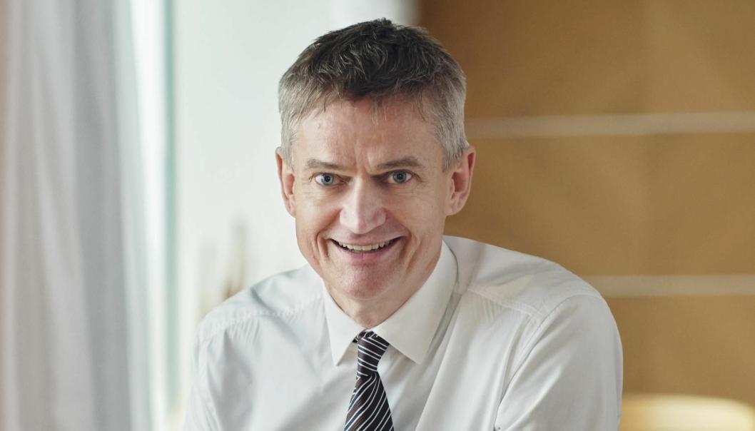 – Kjøpet bidrar til å utvide vårt service-tilbud til en bred vifte av forbruksvareprodusenter betydelig, sier CEO Torben Carlsen i DFDS.