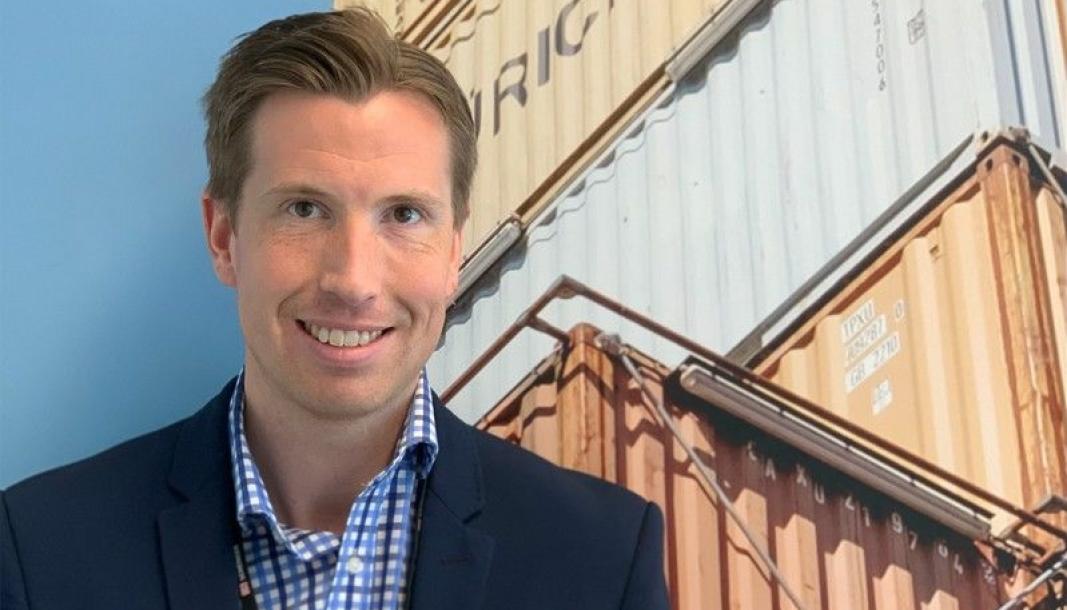 De største utfordringene for Schenkers Head Of BD Ocean Department, Thomas Ihle, om dagen er å takle det globale markedet.