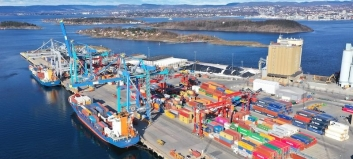 En smart havn er en digital havn