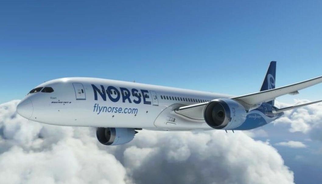Norse Atlantic slår ut Finnair i flyfrakt-kampen om den norske fisken.