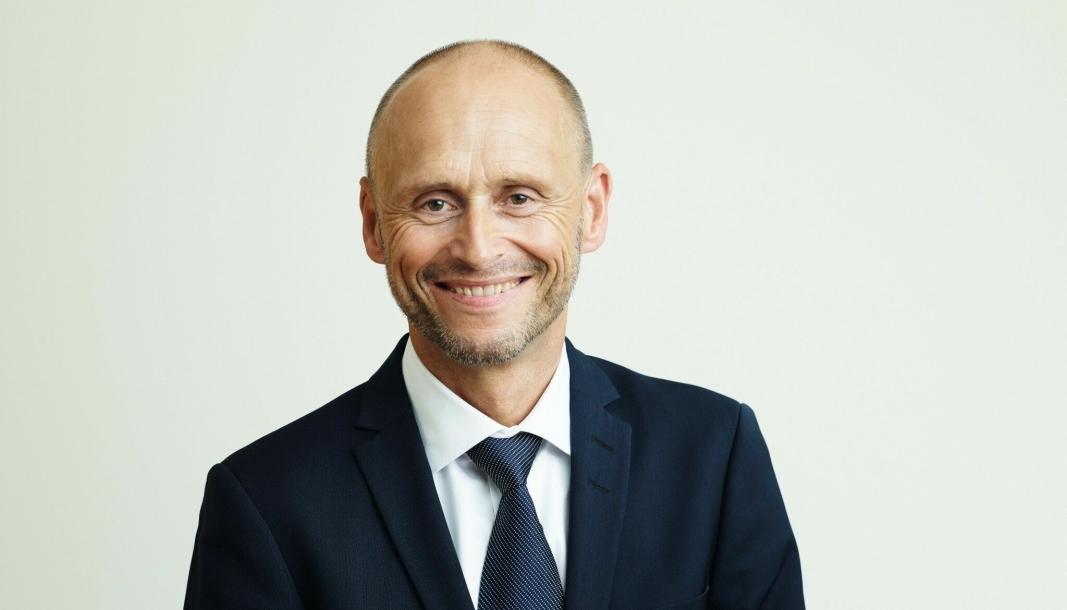 Ahlsells adm. direktør, Rune Flengsrud, ser fram til å
