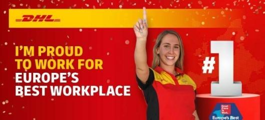 Europas beste jobbe-sted
