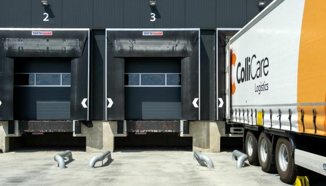 ColliCare Logistics og Belga International Transport styrker seg med sammenslåing.