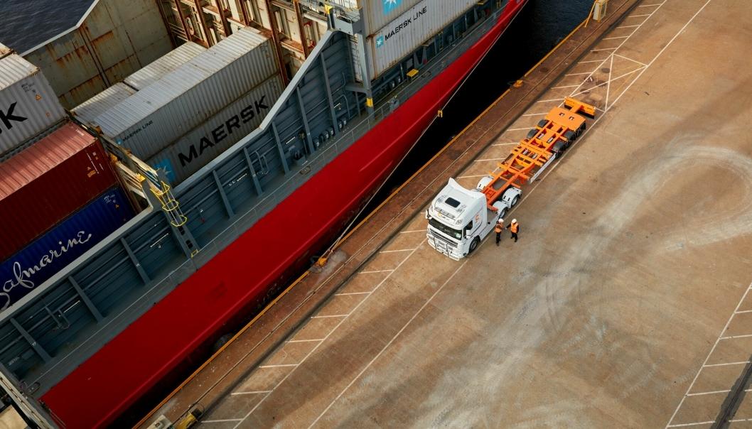 Det europeiske sjøfraktmarkedet preges av både kapasitetsproblemer og høy etterspørsel.