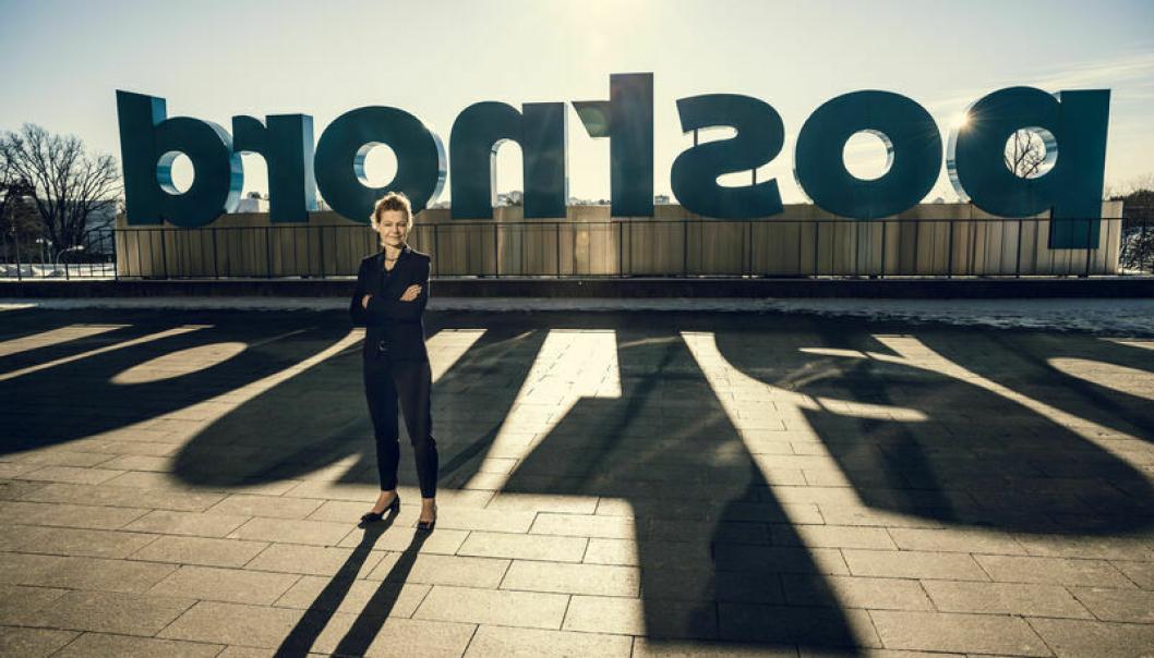 PostNords konsernsjef, Annemarie Garshol, er et godt forbilde for positiv bedriftskultur.