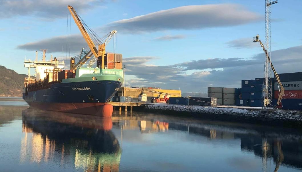 NCL er et veletablert rederi i fast rute mellom Rotterdam, Hamburg, Immingham, Bremerhaven og Orkanger. Gjennom dette tilbudet får Trondheimsregionen en rask og god transportservice til og fra kontinentet.