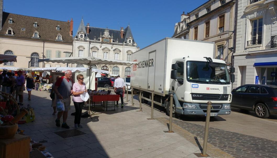 Manglende by-logistikk er et av transport- og logistikkindustriens største problemer i dag.